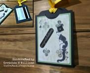 Grad Cat Gift Card Holder Watermark