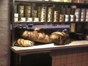 Outland bar bread
