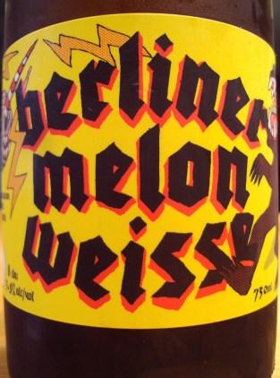 Berliner Melon Weisse - Brasserie Dunham image2 craftbeerquebec.ca