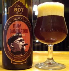 DumDuminator (Fût De Cognac) Les Brasseurs Du Temps