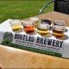 Bootleg Brewery, Margaret River tasting paddle