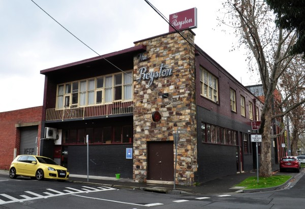 The Royston Hotel, Melbourne