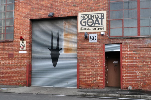 Mountain Goat Brewery, Melbourne