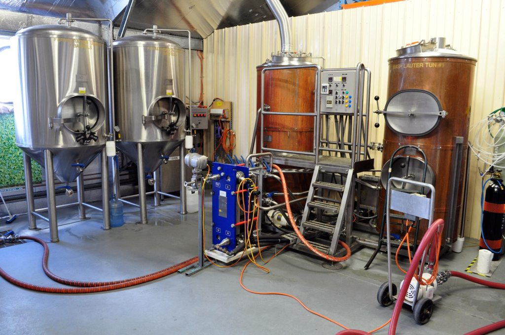 Beard & Brau Farmhouse Brewery, Tamborine, QLD