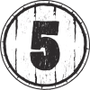 Five Barrel logo