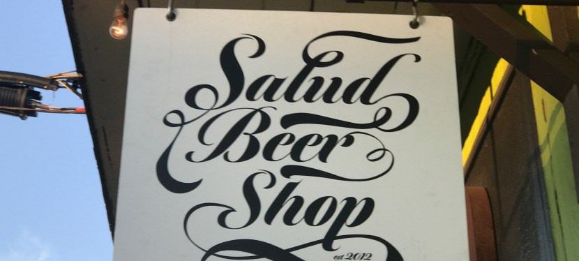 Salud Bottle Shop