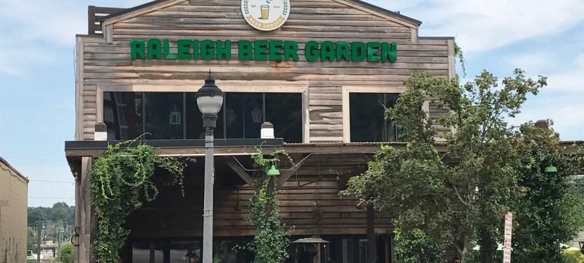 Raleigh Craft Beer Garden