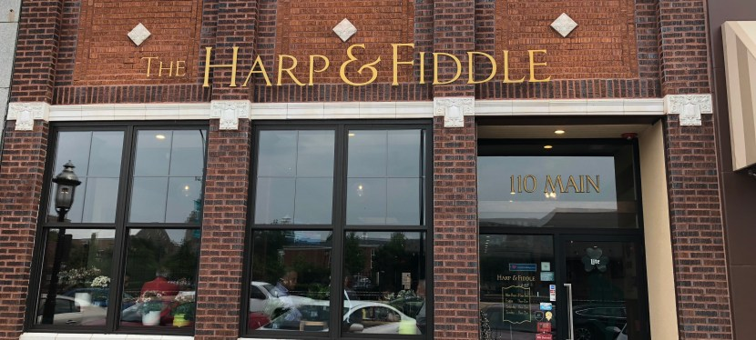 Harp and Fiddle