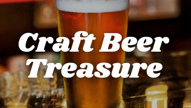 Craft Beer Treasure Culinary Treasure Network