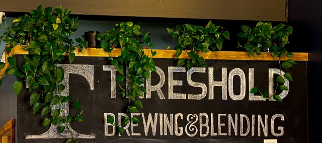 When Love Leads to the Establishment of a Top 25 Portland Brewery - Threshold Brewing & Blending Craft Beer Treasure by Steven Shomler
