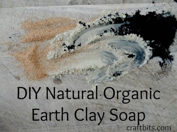 Earth Clay Soap