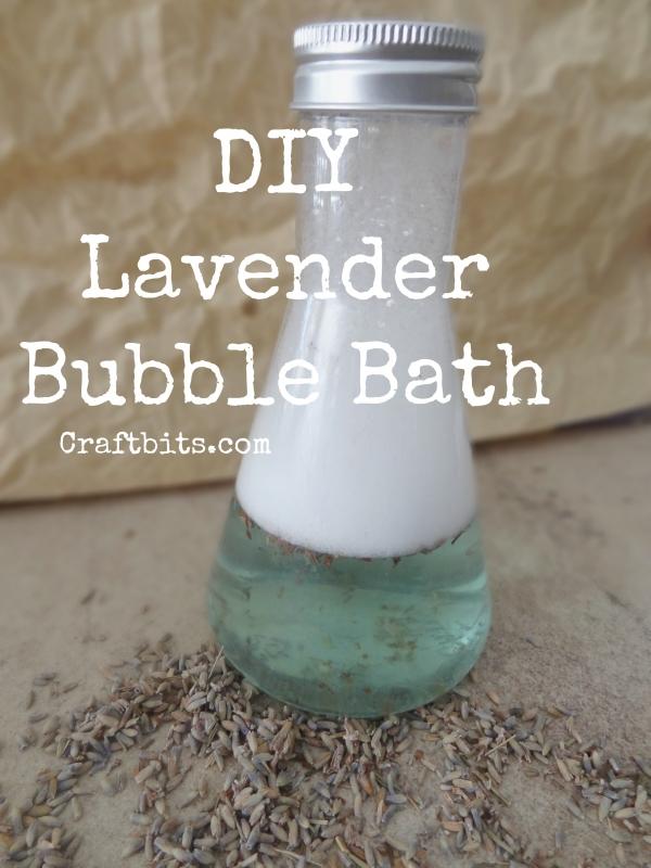 Bubble Bath – Lavender