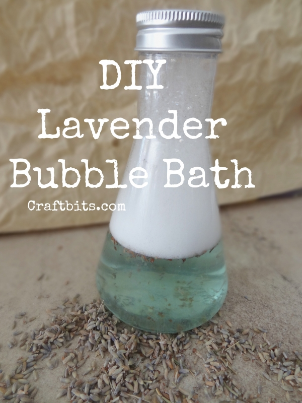 Bubble Bath – Lavender