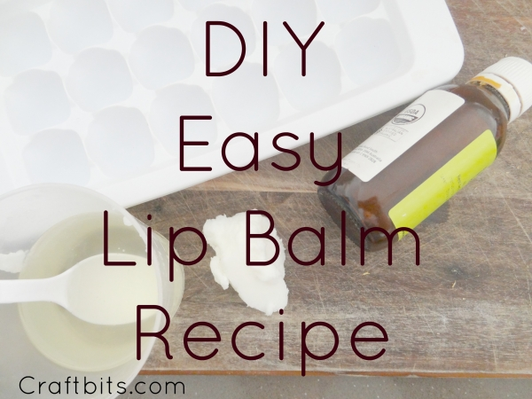 Lip Balm – Apricot & Lemon