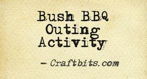Bush BBQ Outing