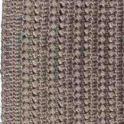 Crochet Slanted Preemie Rug