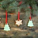 Christmas Cookie Garland