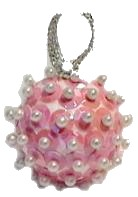 Sequin Ball Xmas Tree Decoration