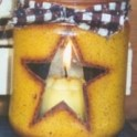 star_candle-holder