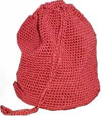 Big Easy Red Bag
