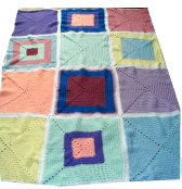 Crochet Pillowghan