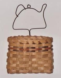Teapot Wire Handle basket