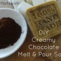 Creamy Chocolate Soap
