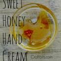 Sweet Honey Hand Cream