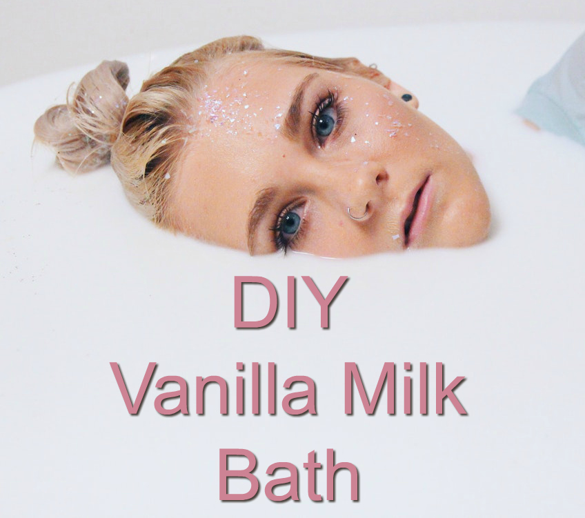 Vanilla Milk Bath