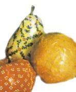 Country Fruit Centerpiece