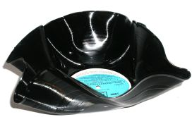 Vinyl LP Record Bowl