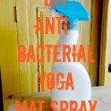 Antibacterial Yoga Mat Spray