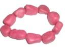 Pink Pebbles Bracelet