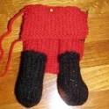 Santa Shelf Sitter Legs