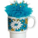 Retro Cup Pin Cushion