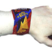 Chip Packet Bracelet