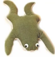 Bean Bag Frog Plushie
