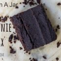 Brownie Mix Recipe