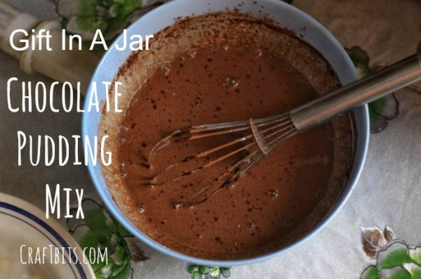Chocolate Pudding Mix