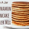 Cinnamon Pancake Recipe