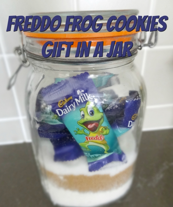 Freddo Frog Cookie Mix