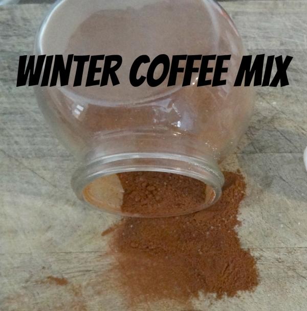 Winter Coffee Mix