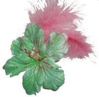Glam Flower  Brooch