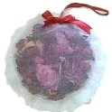 Tulle Pot Pourri Round