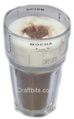 Cafe Latte Candle