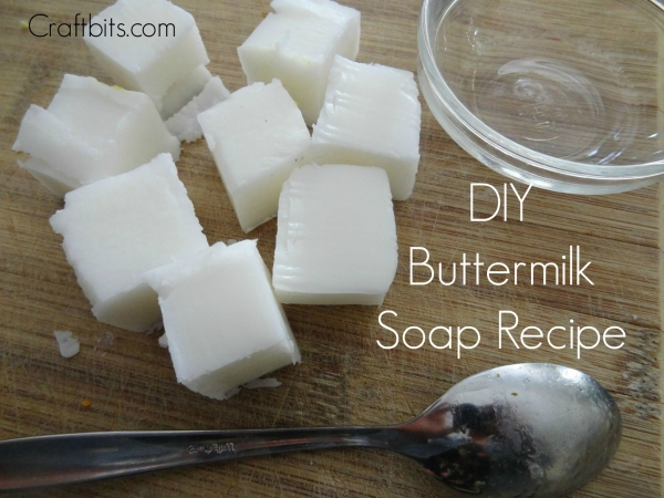 buttermilk soap recipe