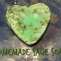 Make A Sage Soap