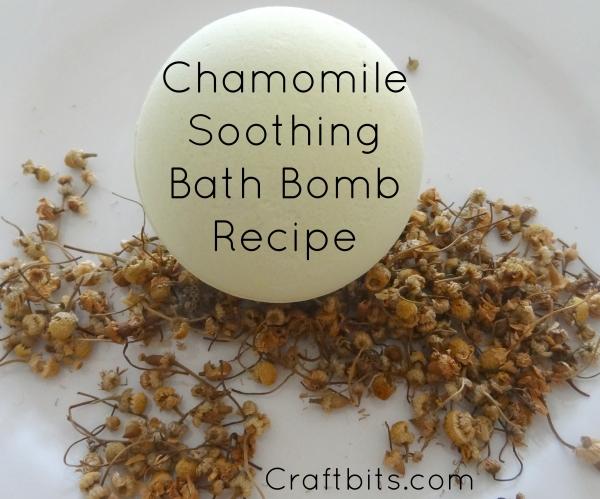 Bath Bomb – Chamomile