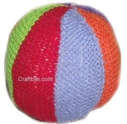 Knitted Ball – Large