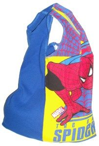 SpiderMan Vest Tote